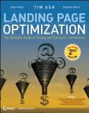 Landing Page Optimization - Tim Ash