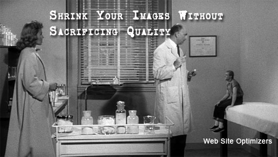 Shrink Your Images Without Sacrificing Quality